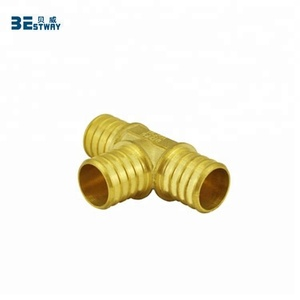 Lead Free Brass Pex Pipe Fitting
