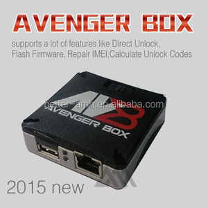 100% Original Latest AVENGERS Box for Alcatel for blackberry for zte china phone repair software
