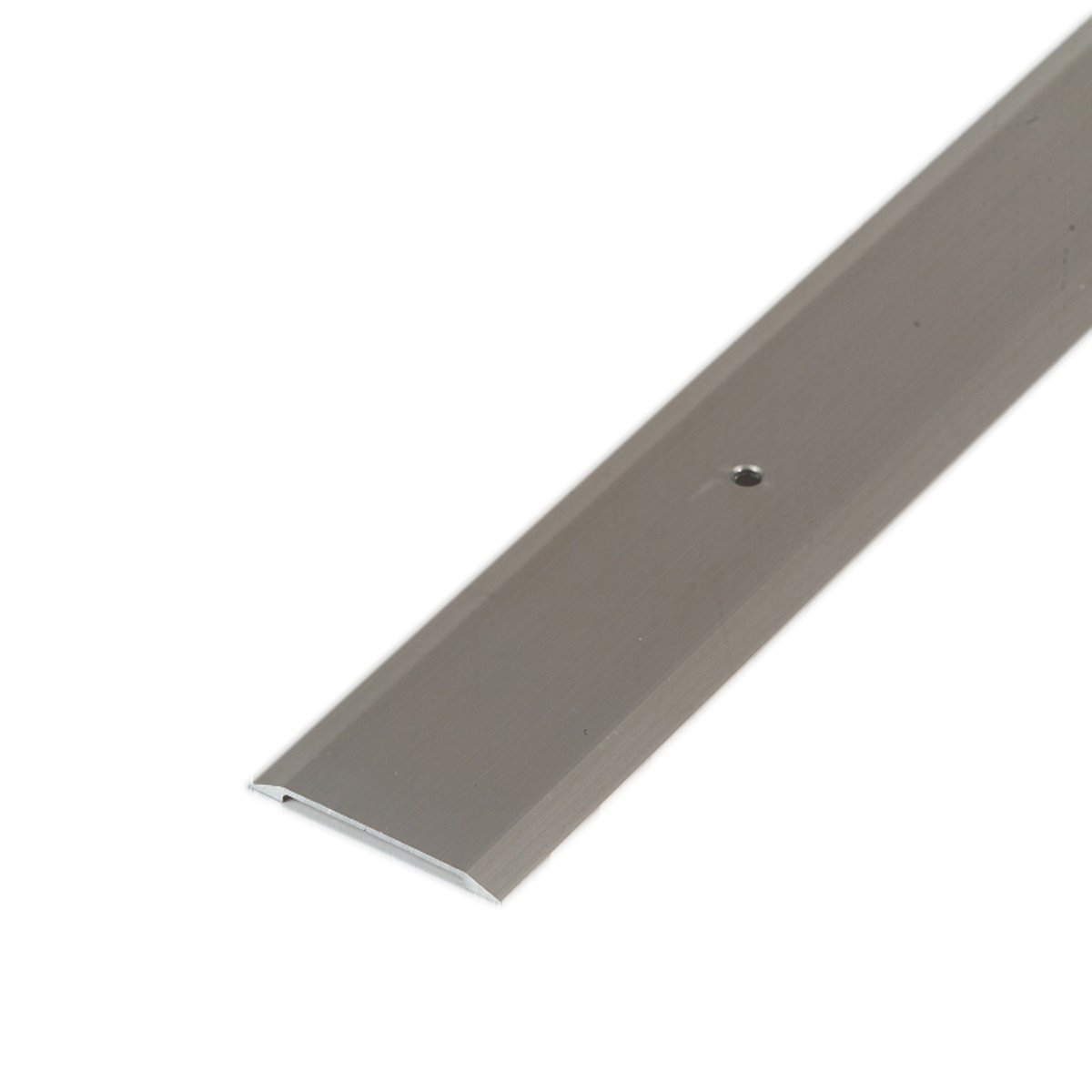 M-D Building Products 49010 Premium Aluminum Flat Top Threshold, 1-3/4-by-36 Inches, Satin Nickel