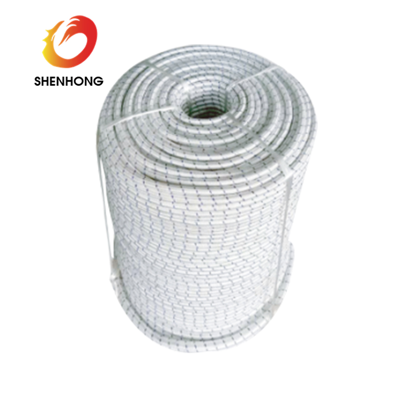 Weave Silk Insulated Rope Application to cable pulling rope