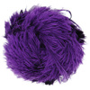 feather yarn polyester blended yarn for polyester blanket
