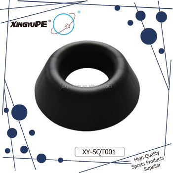 Xysqt40plastic Round Dimple Blocks For Basketball Football Cool Bowling Ball Display Stand