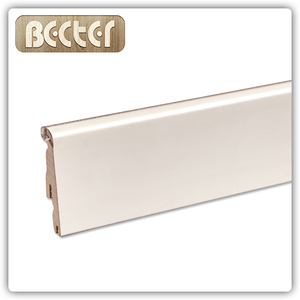 Pvc Skirting board Floor Plinth