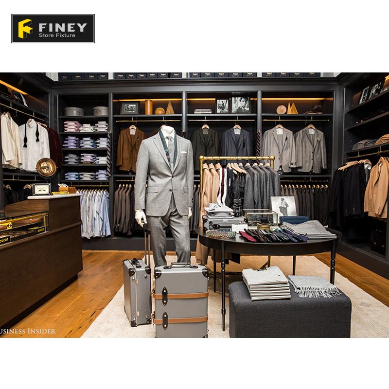 clothes shop interior design ideas