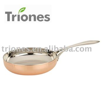 3 Ply Clad Copper Fry Pan Cookware Tr 3c3030 Buy 3