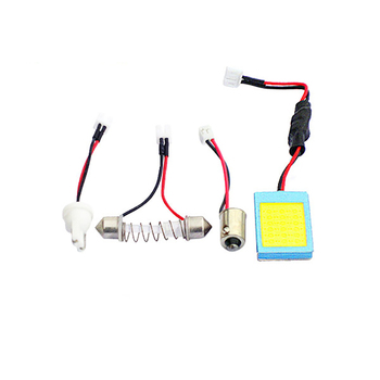 Fabriek groothandel 5730 5630 canbus led auto interieur licht