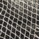 Premium knitted plastic anti bird net Diamond Woven Customized bird netting Paintball Perimeter Netting