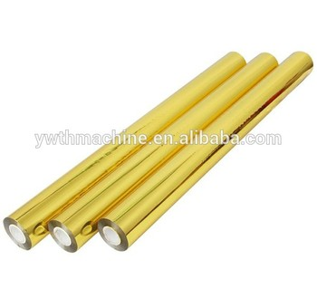 Pu Pvc Leather Certificate Gold Foil Roll 64cm - Buy Gold Foil Roll,Gold  Foil Paper Roll,Aluminum Foil Roll Product on Alibaba com