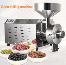 Grain Processing Machinery commercial cassava corn rice maize wheat flour milling machine