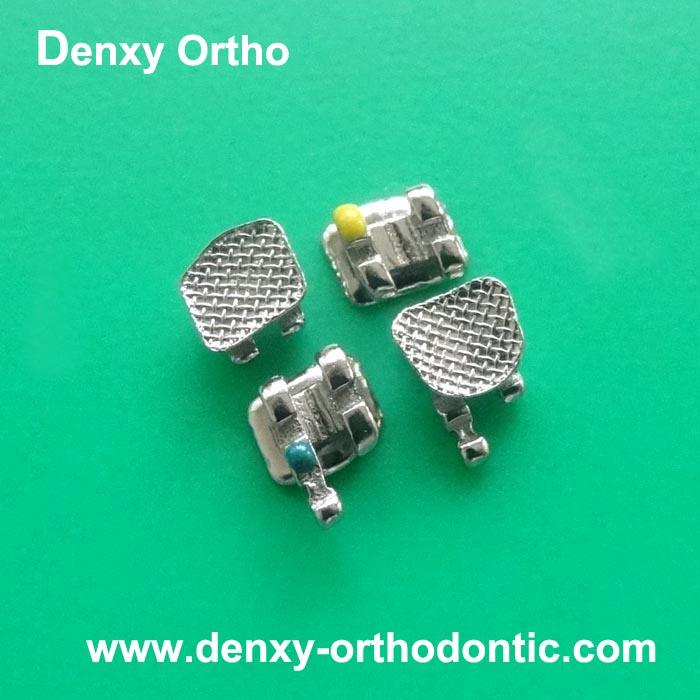 Orthodontic Brackets/braces Mini Roth 022 Bondage Brackets - Buy 022 ...