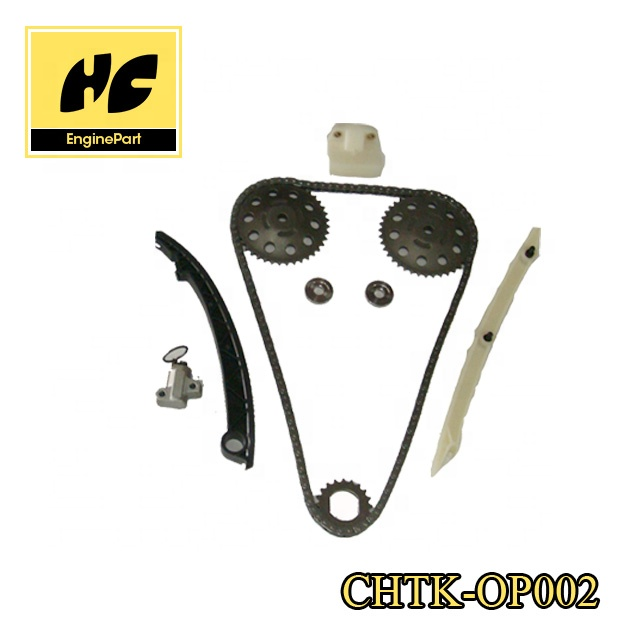 Pour Vauxhall Opel Agila 1.0 i 12V 2000-2006 timing Cam Chaîne Kit Z10 xep Z10XE