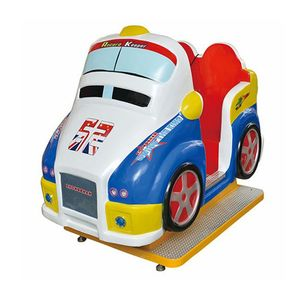 Profitable coin operated children E MOTO electric rocking car motorbike kiddie rides for sale