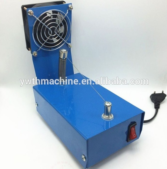 Electric Wire Bevel Hot Cutting <strong>Machine</strong> for Ribbon Lace