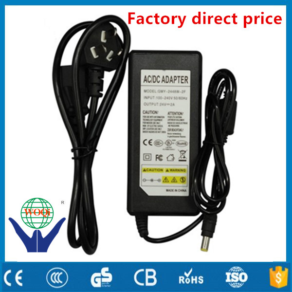 Cheap products black 12v laptop power supply 12v5a gps ac adapter 60 wattage
