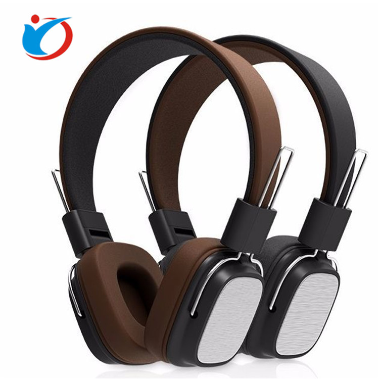 Factory Low Price Over Ear Nature Sounds Skull Mp3 Player Manufacturing Process Headphones
