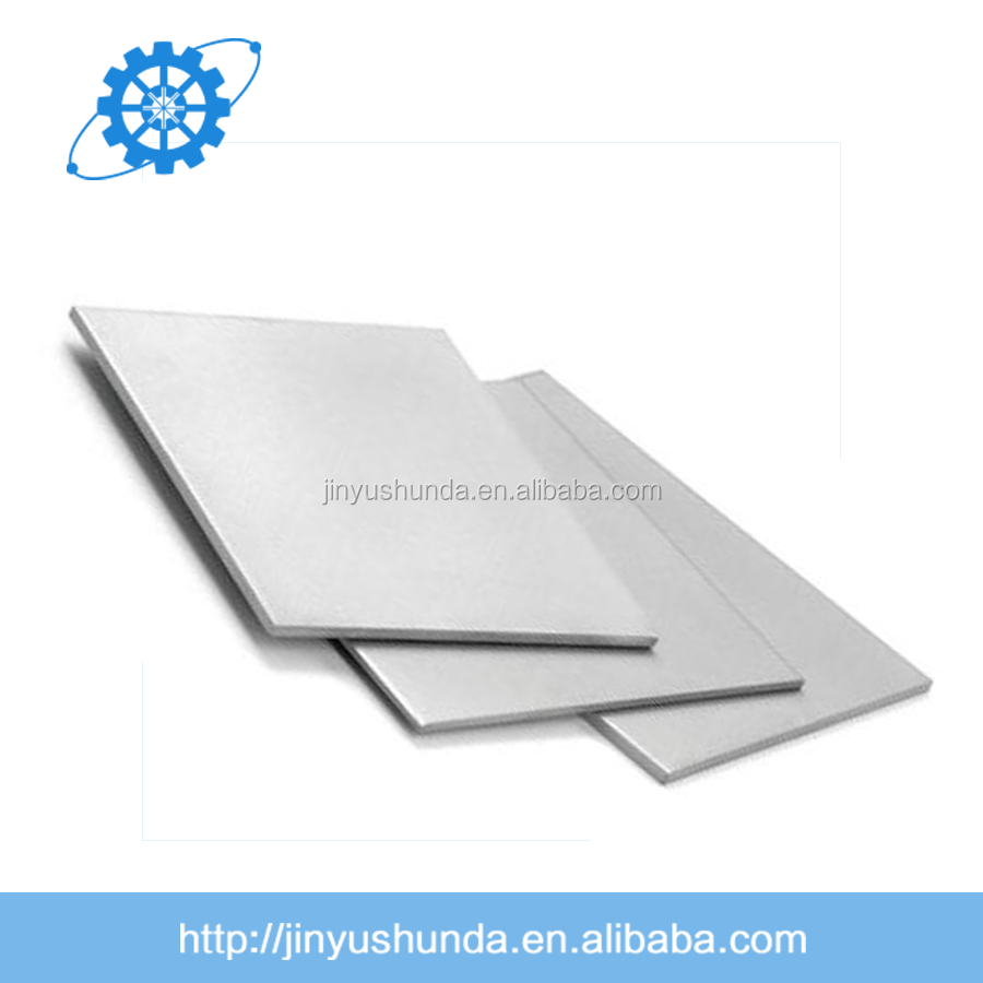 Titanium Ti alloy Gr5 Grade 5 Ti 6Al 4V TC4 hot and cold rolled sheet / plate ASTM B265 price