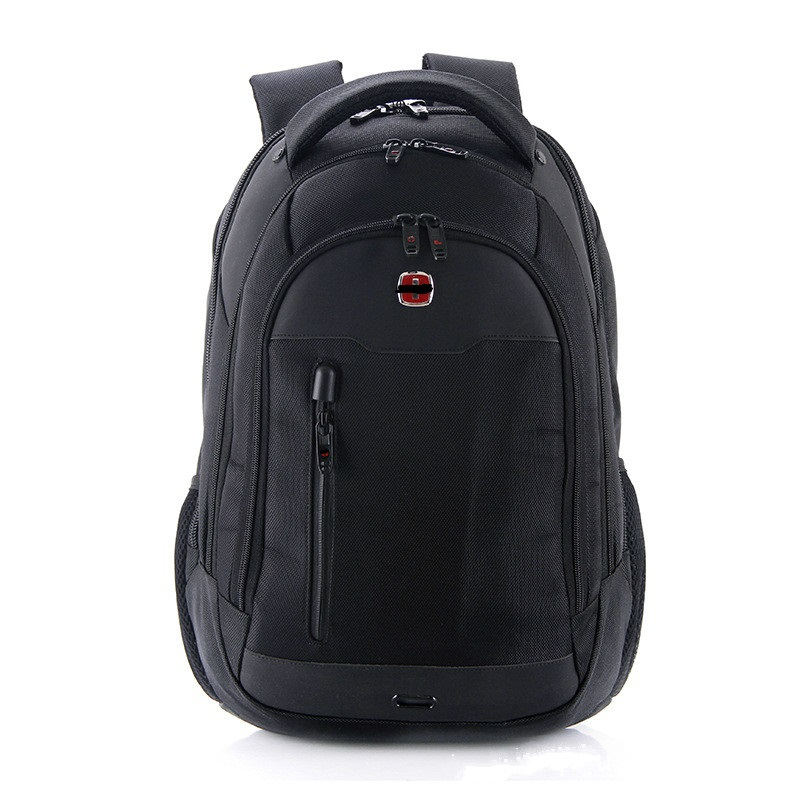 Swiss army knife backpack 15inch Men women business Luggage double shoulder Travel  Laptop waterproof swissgear computer bag