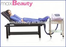 Lymph drainage compression therapy system/lymph drainage massage boots pressotherapy/pressoterapia beauty equipment