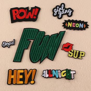 Letter felt Alphabet Shape patch applique kids accessories  /decoration/Craft/Scrapbooking Sewing patches