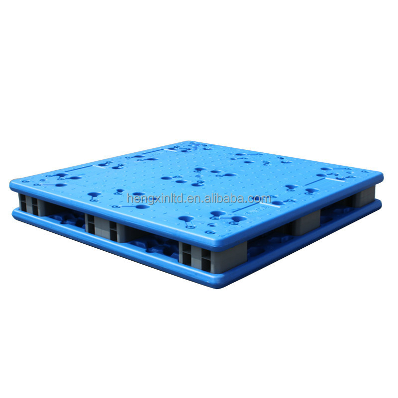 Double-faced Logistica Pallet In Plastica, Heavy Duty Acciaio Pallet