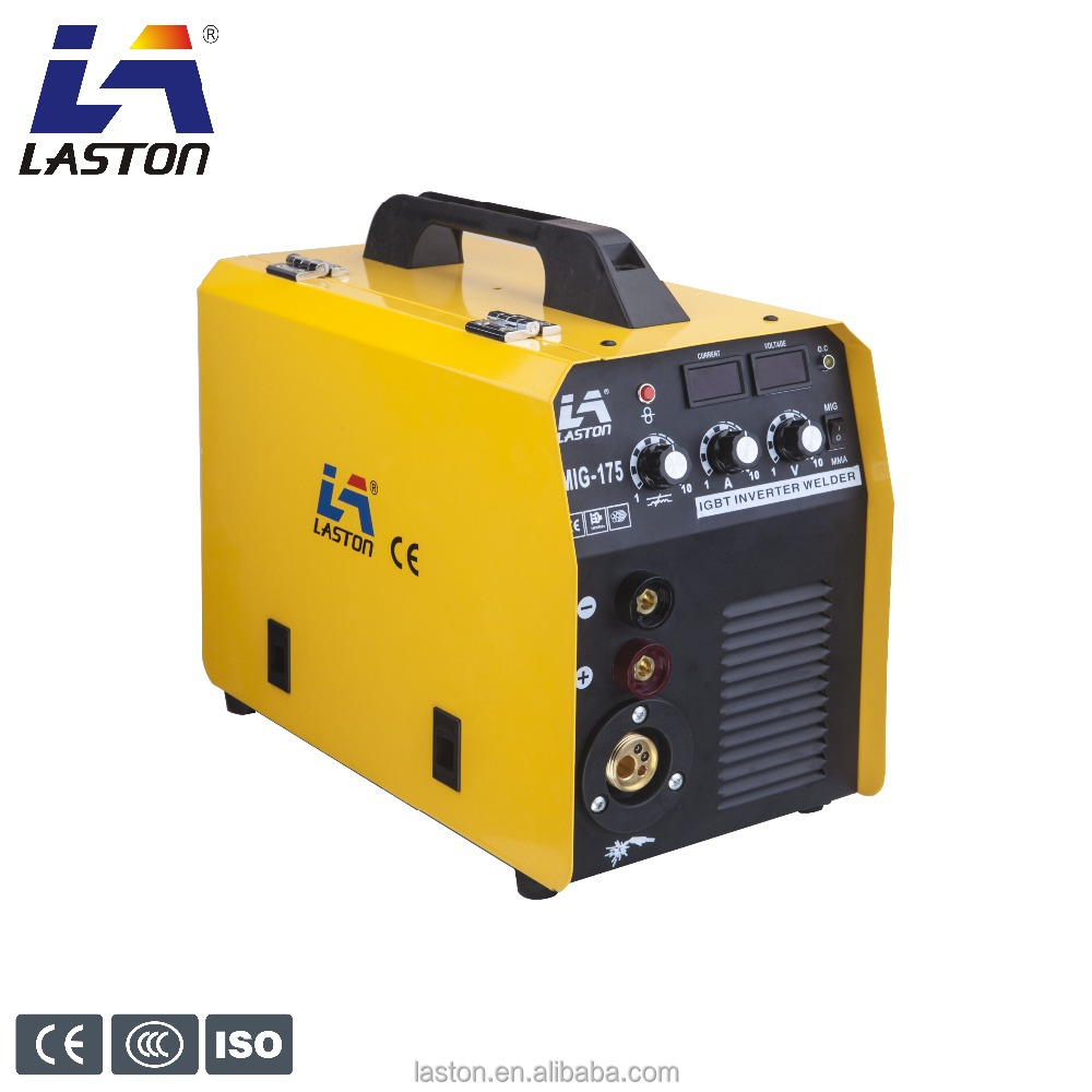CE approved cheap mig welder for sale gasless portable mig welder