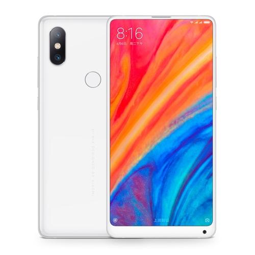 Alibaba.com / Original Xiaomi Mi Mix 2s Mix2s Mobile Phone 6GB RAM 64GB ROM Snapdragon 835 Octa Core 5.99 FHD+Full Screen