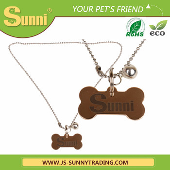 Business Gift High Quality Engraved Xvideo Tag Dog For Men