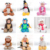Baby Kinderkleding Winter Halloween Geit Dier Outfits Cosplay Party Cartoon Mascot Kostuum
