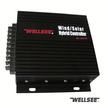 Wholesale wind solar hybrid controller WS-WSC30 30A Wellsee wind ...