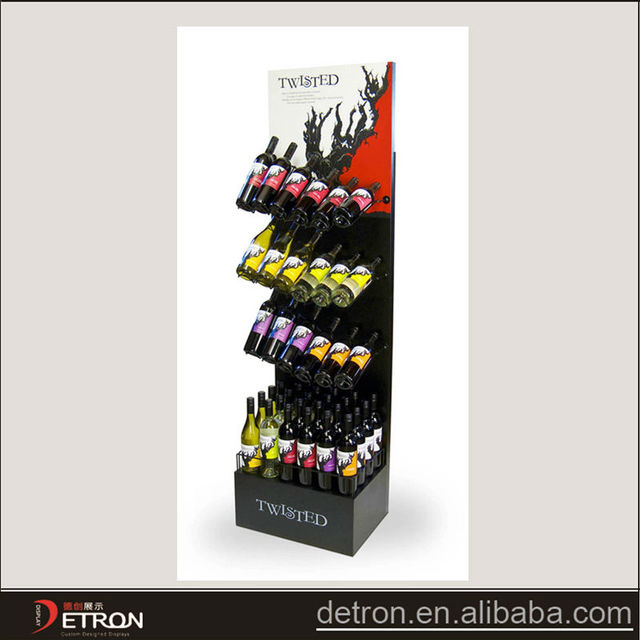 High Quality Beer Bottle Storage Rack
