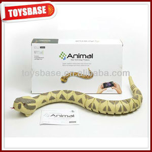 Bluetooth remote control animal toys snake