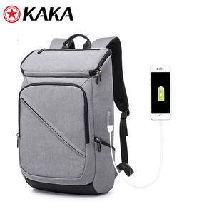 2018 Manufacture China new model laptop USB travel bag backpack 40L business charging backpack outdoor