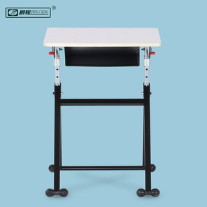 ChangZhou Particle Board With A Drawer Portable Folding Classroom/Outdoor Use School Desk