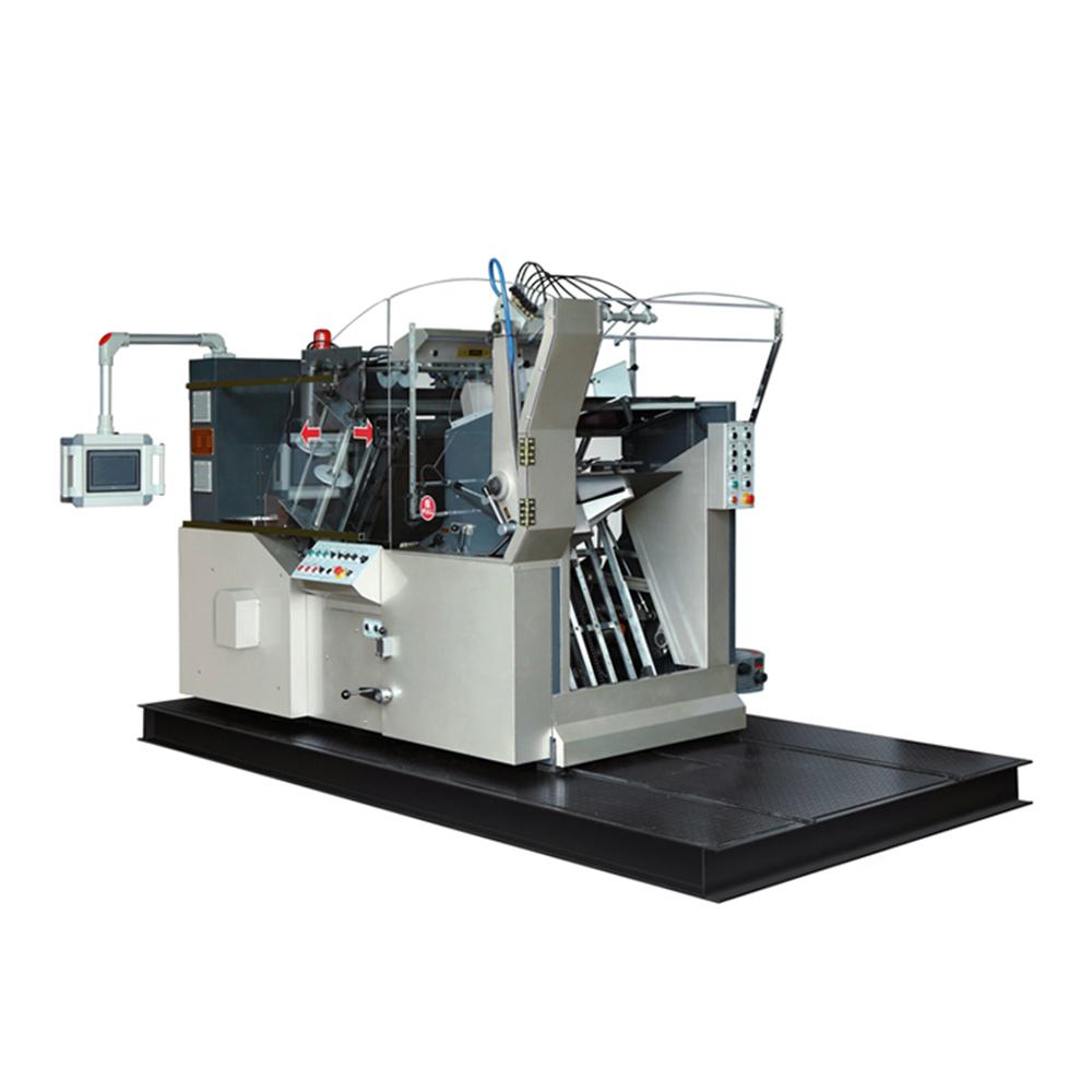 die cut paper machine