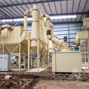 New Condition stone grinding mill machine