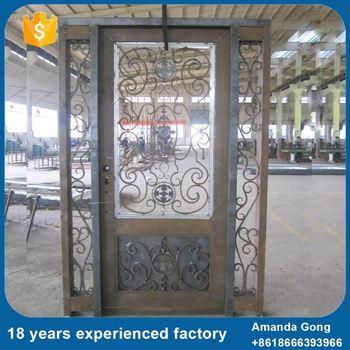 надежная производительность итальянский окно из кованого железа дизайн дверного гриля Buy итальянская железная дверькованые железная решетчатая