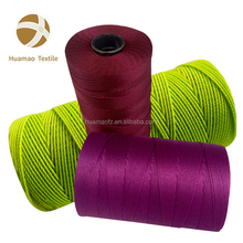 High tenacity 210D/30PLY pp fishing twine for net