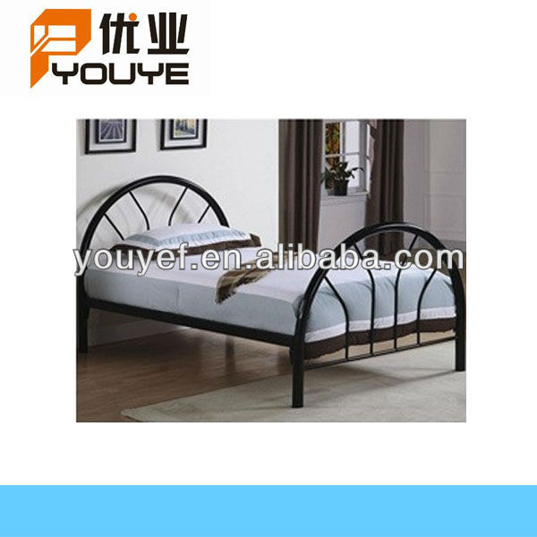 High Quality Single Metal Bed For Sale