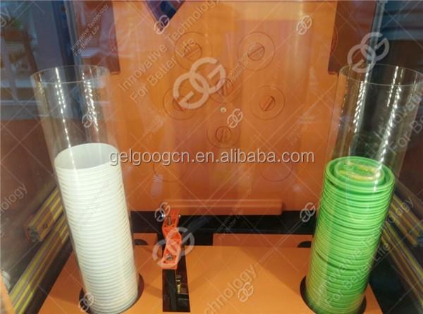 Factory Price Automatic Lemon Juicer Machines Fresh Orange Juice Vending Machine for Sale
