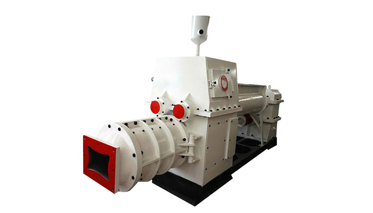 Vacuum extruder for clay brick making machine Series brick making machine