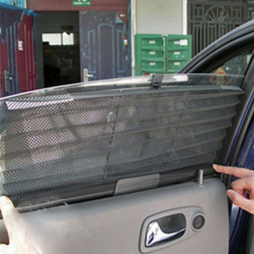Detail Feedback Questions about Summer Car Sunshade Curtain Side Rear Window  Mesh Visor Shield Window Suction Cup Auto Sun Shade 60cm 46cm on  Aliexpress.com ... 64dafe59d12
