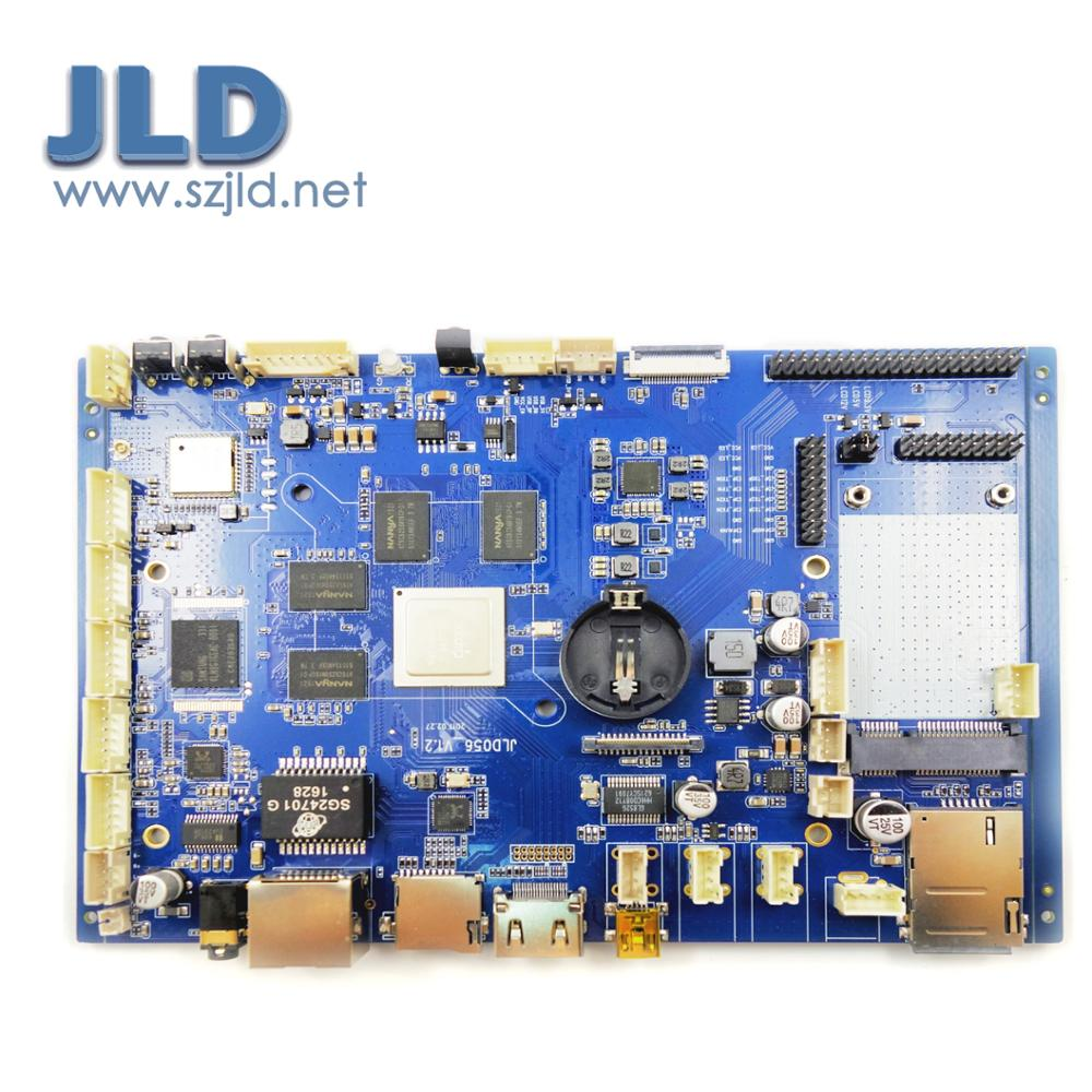 Manufacture Supply Rk3288 Printed Circuit Board Design Withtf Card Electronic Watchdog 13rtcsupport Clock Memory When It Power Off Support Automatic Restart And Shut Down 14watchdogsupport Crashes Suddenly To
