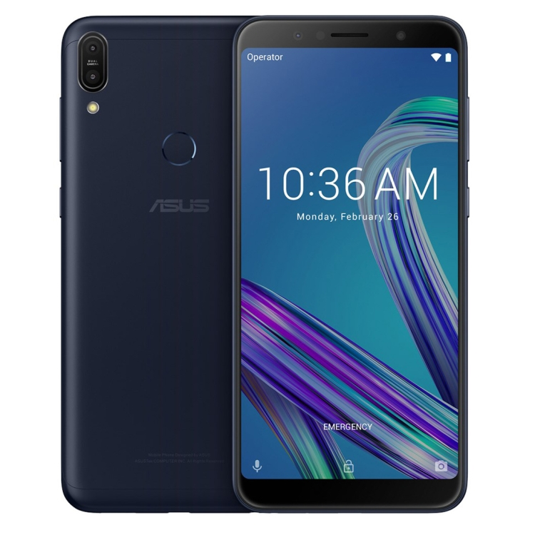 Original Drop Shipping ASUS ZenFone <strong>Max</strong> Pro ZB602KL Mobile Phones, 4GB+64GB, Global Official Version Android 8.1 Oreo Smartphone