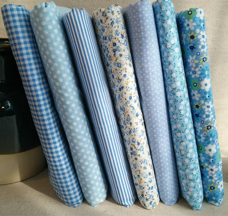 Quilted Nylon Fabric 117