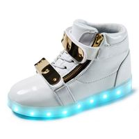 china manufacturing cheap shoes with led