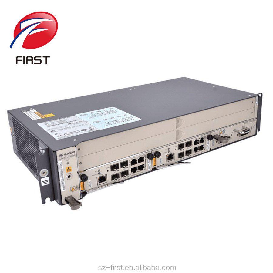 Ma5608t Olt Original Hua Wei 16 Ports Gpon Board With 16 Pcs Gpfd Class C Sfp Modules For Ma5680t Ma5683t