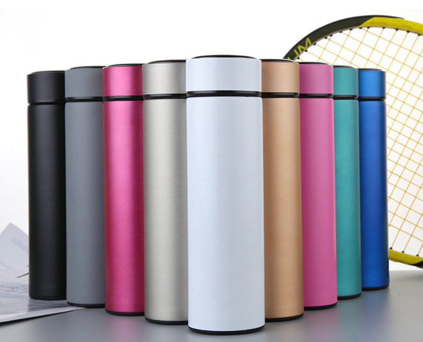 Wholesale OEM Customized Stainless Steel Thermos Vacuum Flask Insulated Water Bottle
