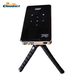 CRD3 2G 16G HDMI IN Android Smart Pocket Portable DLP Mini Projector for Phone