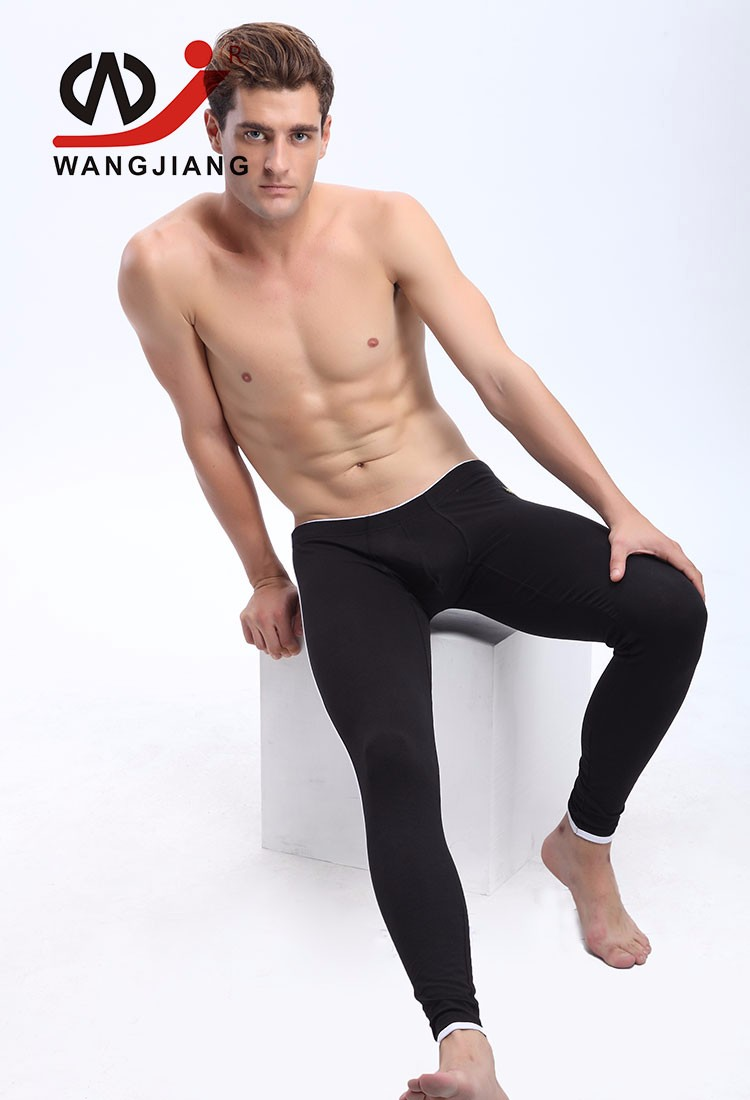 Wholesale-Gym Gay Pajama Pants Brand Clothing Sexy Male Pajamas Pants Sleep  See Through Pajama Pants Men Sexy Trousers Male Pajama Pant