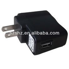 5 v / 1a usb ac / dc power supply adaptor dinding , adaptor charger eu plug